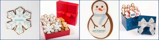 Biscuit de Noël personnalisé
