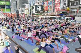 Yoga in NY