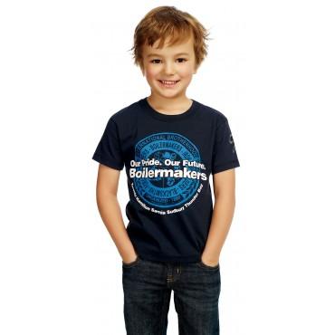 tshirt enfant coton biologique fait au Québec