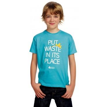 tshirt ado coton biologique fait au Québec